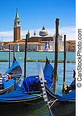 vista, di, venezia, -, italia