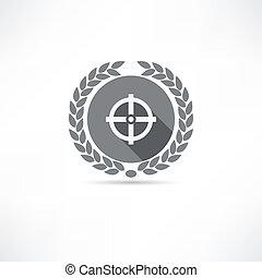 vista, icono