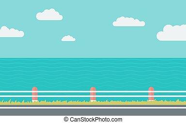 vista mar