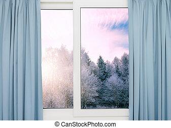 vista ventana