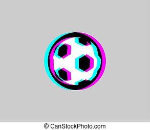 visual, bola futebol