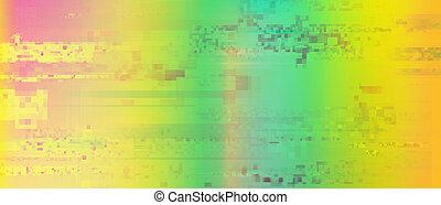 visualisation, processeur, glitch, microarchitecture