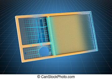 visualización, filtro, aire, interpretación, canalla,...