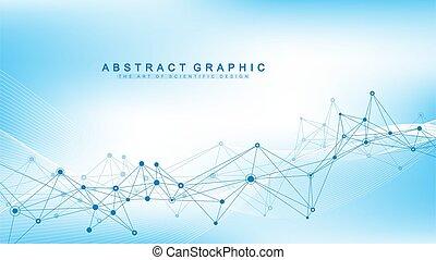 visualization., daten, welle, cas9, test., spirale, crispr, ...