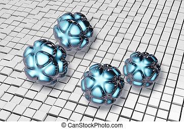 viszonoz, -, nanoparticles, ábra, 3