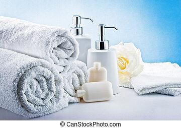 vit, hygien, badrum medbrottslingar