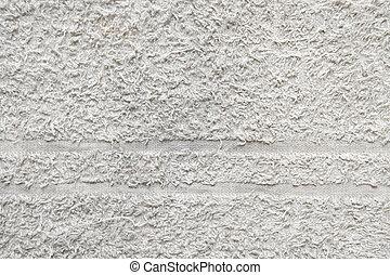 vit, smutsa ner, trasa, struktur