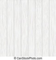 vit, ved planka, bakgrund