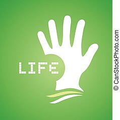 vita, messaggio