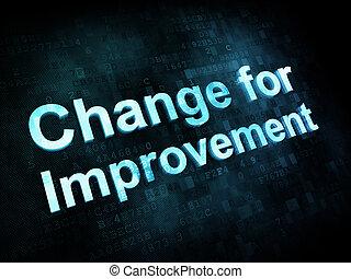 vita, render, stile, miglioramento, pixelated, cambiamento,...