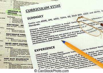 vitae, plan de estudios, forma