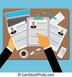 vitae, plan de estudios, reclutamiento