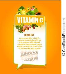 Vitamin C Banner