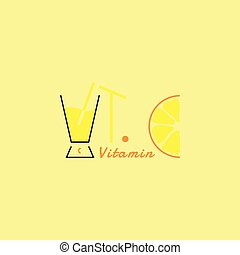 VITAMIN C LOGO - This logo was made for a business or ...