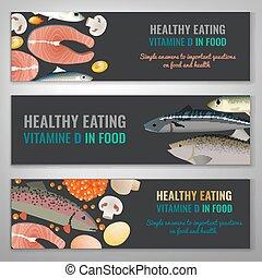Vitamin D Banners
