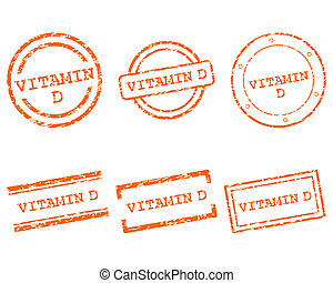 Vitamin D stamps
