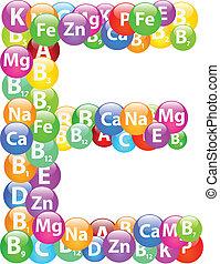 Vitamin Letter E