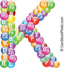 Vitamin Letter K