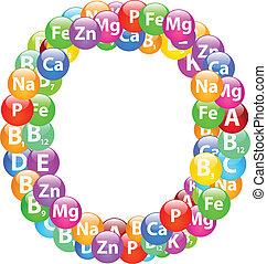 Vitamin Letter O