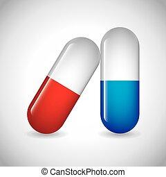 vitamine, capsule