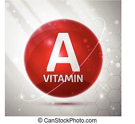 vitamine, pictogram
