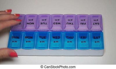 vitamines, cellules, jeune, individu, chaque, dispenses, ...