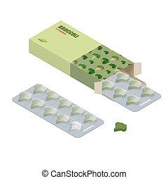 Health Nutrition - Tibeti uborka - zöld inzulin, 120 tabletta