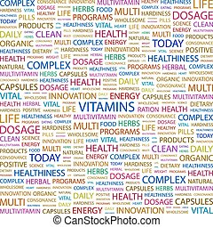 vitamins.