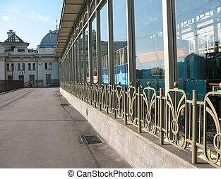 Vitebsk Station. St.Petersburg