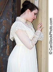 vitoriano, vestido