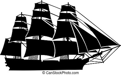 vitorlás hajó, hadi, évszázad