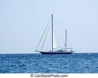 vitorláshajó