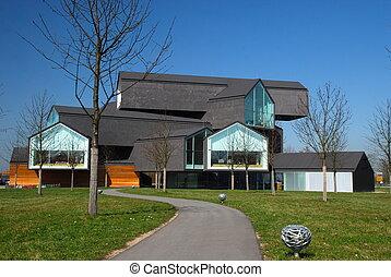 Vitra House, Vitra Design Museum - The Vitra Design Museum...