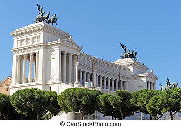 Vittoriano monument