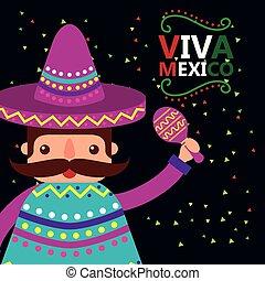 viva mexico celebration