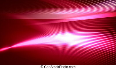 Vivid Red Background
