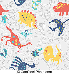 Vivid repeating map - For easy making seamless pattern use it for filling any contours