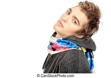 vivid scarf
