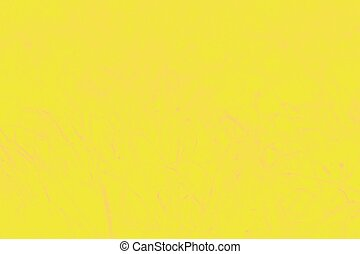 Vivid yellow background with blurred lines, abstract yellow background