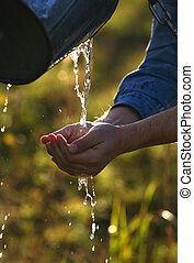 vivifying, νερό