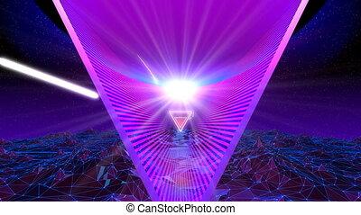 VJ 80's Triangles