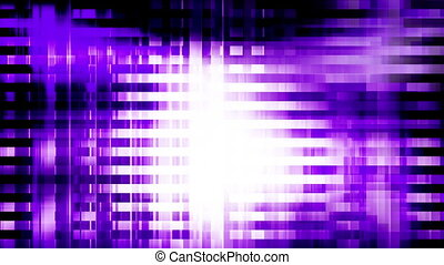 VJ loop glitch abstract animated background