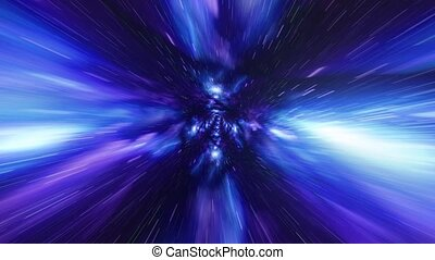 VJ Loop Time vortex tunnel background - Vj Loop Time vortex...