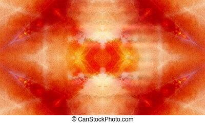 Kaleidoscope hypnotic abstract - VJ looping Kaleidoscope...