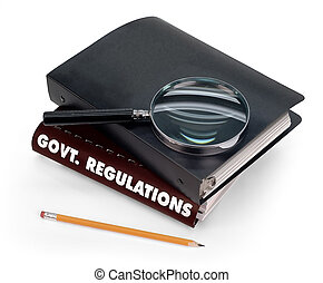 vláda, předpisy