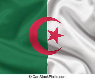 vlag, algerije