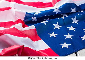 vlag, america.
