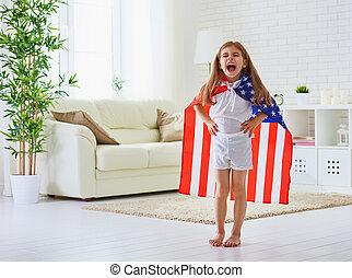 vlag, amerika