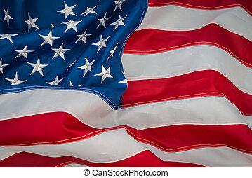 vlag, amerikaan