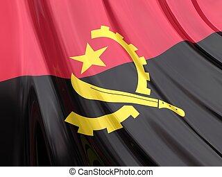 vlag, angola